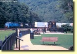 Horseshoe Curve: World-Famous Horseshoe Curve features a museum, park, and a funicular tram ride.  The Gallitzin Tunnels Park & Museum is just ten minutes from The Curve.